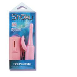 Shoku collection pink penatrator - DVD