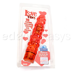 Traditional vibrator - Love vibes lover - view #4