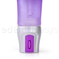G-spot vibrator - Passion dial purple play - view #3