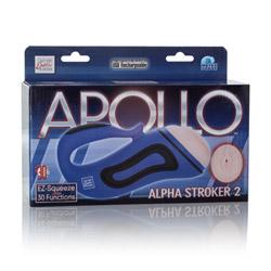 Masturbator in a plastic case - Apollo alpha stroker 2 - view #7