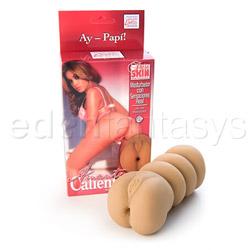Red hot lover hot ass - sex toy