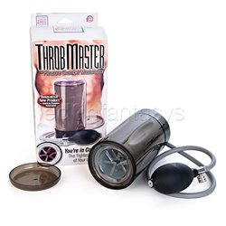 Throb master chamber masturbator - masturbation sleeve