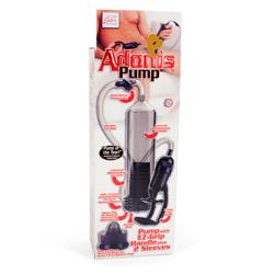 Vacuum penis pump - Adonis pump - view #5