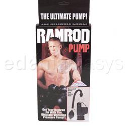 Penis pump - Ramrod pump - view #3