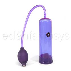E-Z pump - sex toy for men