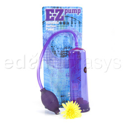 Penis pump - E-Z pump - view #2