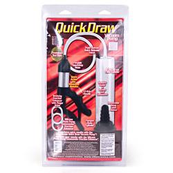 Vacuum penis pump - Quick draw vacuum pump - view #5