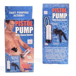 Vacuum penis pump - Pistol pump - view #5
