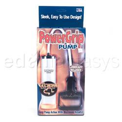 Penis pump - PowerGrip pump - view #3
