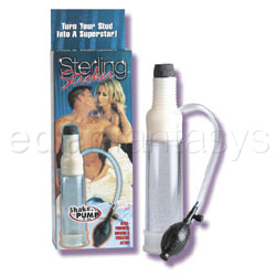 Sterling stroker - DVD