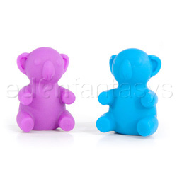 Teddy buddy - discreet massager