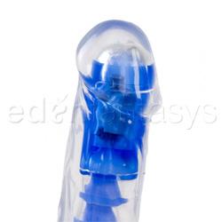 Rabbit vibrator - Impulse flexi dolphin - view #3