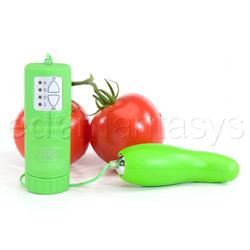 Waterproof pocket exotics teasers - vibrator