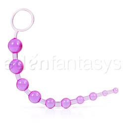 X - 10 beads