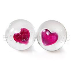 Vaginal balls  - Crystal balls - view #2