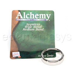 Anillo para el pene - Alchemy metallics band - view #3