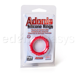 Cock ring - Adonis silicone rings atlas - view #3