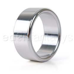 Alloy metal ring - cock ring