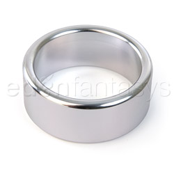 Cock ring - Alloy metal ring - view #2