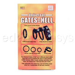 Cock and balls device - Universal gates of hell - view #5