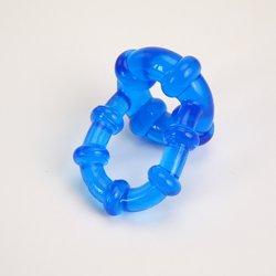 Sapphire enhancer ring