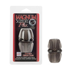 Cock ring - Magnum support plus double cage - view #2