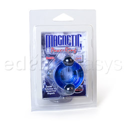 Cock ring - Magnetic power ring double - view #4