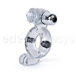 Cock ring - Magnetic power ring ridge rider - view #3
