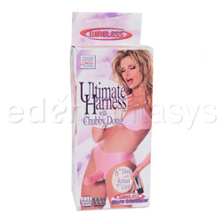 Panty harness - Ultimate harness with chubby dong - view #5