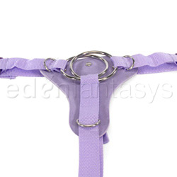 G-string harness - Uninhibited 2 ring harness - view #3