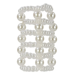 Basic Essentials Pearl stroker beads