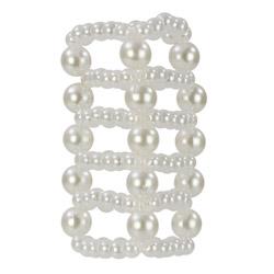 Basic Essentials Pearl stroker beads