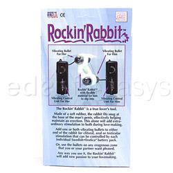 Cock ring - Rockin' rabbit - view #4