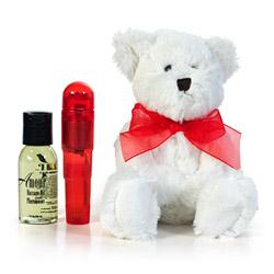 Sensual kit - Amour be mine massage kit - view #2