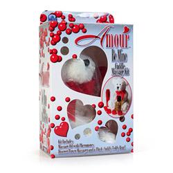 Sensual kit - Amour be mine massage kit - view #3