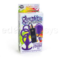 Vibrator kit  - Gyrating passion kit - view #3
