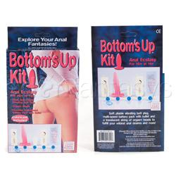 Anal kit  - Bottoms up kit - view #3