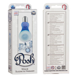 Discreet massager - Posh ice massager wave - view #3