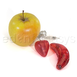 Exotic fruit factory strawberry - Discreet massager