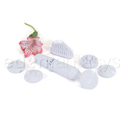 Asian flower massage kit - Massager