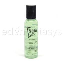 Tingle gel - lubricant