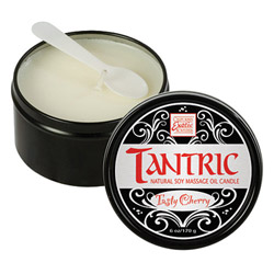 Tantric soy candle - massage candle