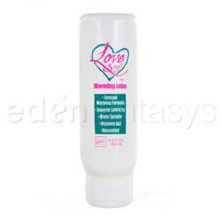 Love stuff warming lube - Lubricant