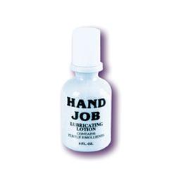 Hand job lotion 4 oz. - DVD
