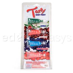 Body paint - Tasty body paint - view #3