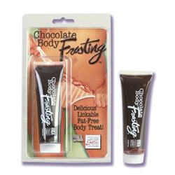 Chocolate body frosting - DVD