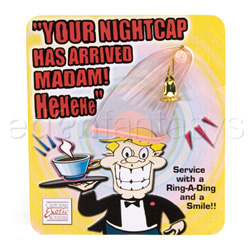 Night cap gag gift - bromas