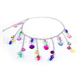 Peni jewels erotic belly chain - Gags