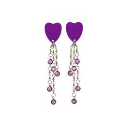 Body charms hearts - body jewelry