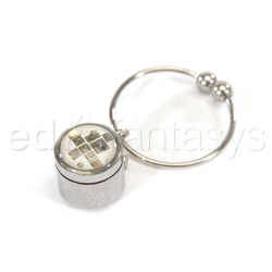 Strobing belly button ring - Belly button ring